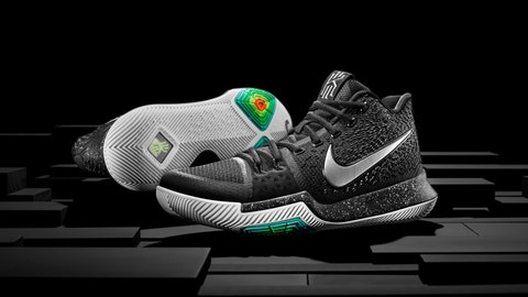 Kyrie Irving's third signature sneaker is tailored for the way he plays the game
