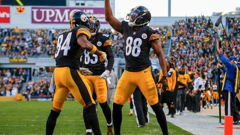 5. Pittsburgh Steelers