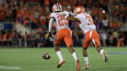 Fiesta Bowl: Ohio State vs. Clemson
