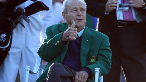 Arnold Palmer - $1.35 billion