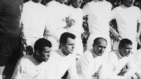 The first European Cup meeting