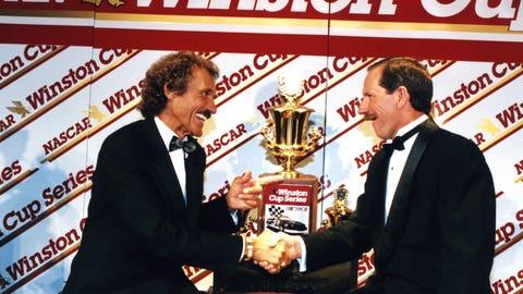 Most NASCAR championships