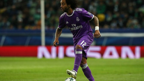 DEF: Marcelo - Real Madrid