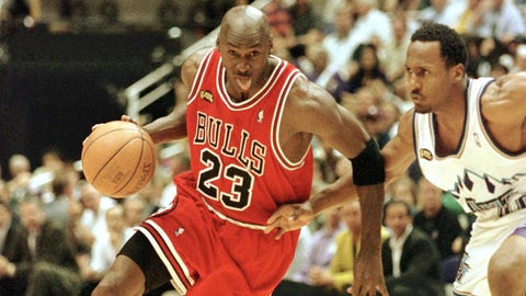 Michael Jordan - 28