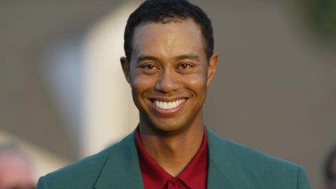 Tiger Woods - $1.65 billion