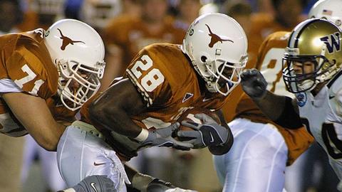 2001 Holiday Bowl   Texas 47, Washington 43