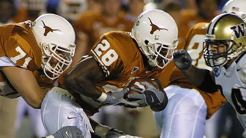 2001 Holiday Bowl | Texas 47, Washington 43