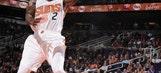 Suns shine in second half, beat Raptors 99-91