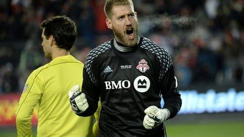 Clint Irwin's injury is a tough break, but Alexander Bono filled in well