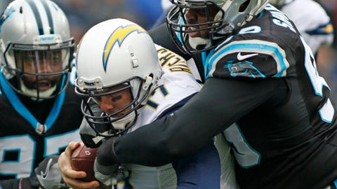 Carolina Panthers: Kawann Short, DT