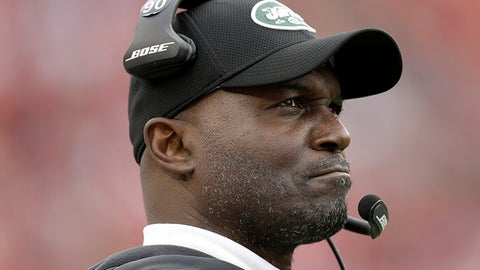 Todd Bowles, New York Jets (Last week: 4)