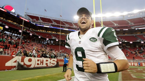 New York Jets (last week: 30)