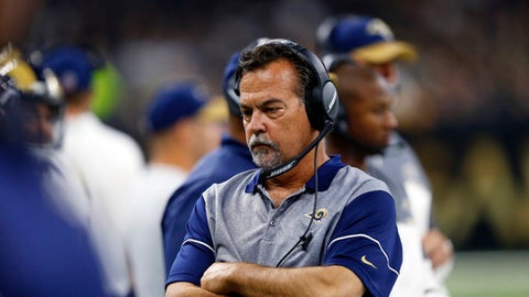 The Rams organization, dysfunction to the max, an act in several parts