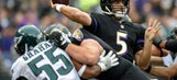 Ravens look to get step closer to division title vs Steelers