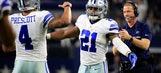 The Cowboys relied on more than the Combine to settle on Ezekiel Elliott, Dak Prescott