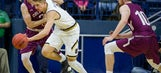 Beachem, No. 25 Notre Dame rebound with 77-62 win vs Colgate (Dec 19, 2016)