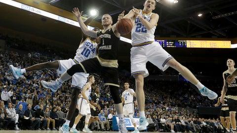 Oklahoma City Thunder: T.J. Leaf, PF, UCLA (freshman)