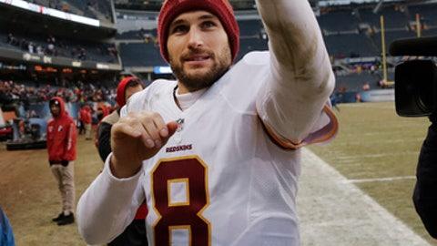 Washington Redskins, 8-7-1