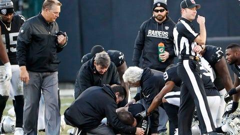 Oakland Raiders (last week: 4)