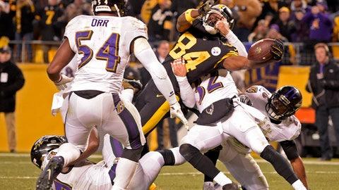 Pittsburgh Steelers (last week: 5)