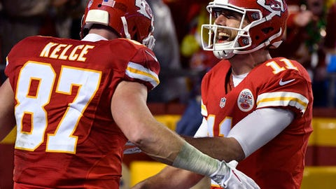 Chiefs (-6) over CHARGERS (Over/under: 44.5)