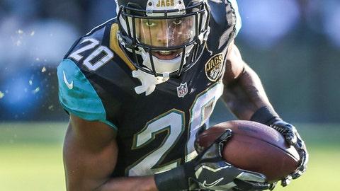 Jalen Ramsey, CB, Jaguars (8th last week)