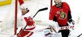 Anthony Mantha scores in OT, Red Wings beats Senators 3-2 (Dec 29, 2016)