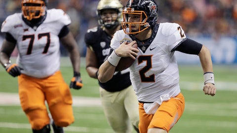 Oklahoma State: It has the most skill position talent in the Big 12