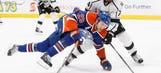 Eric Gryba scores winner, Oilers beat Kings 3-1 (Dec 29, 2016)