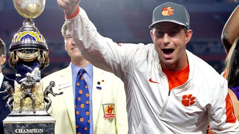Is it Clemson's time?