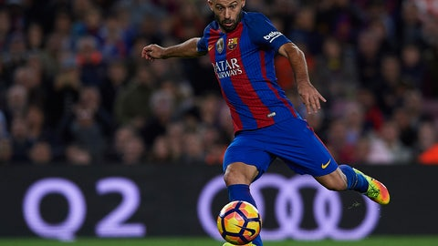 The Javier Mascherano experiment did not work