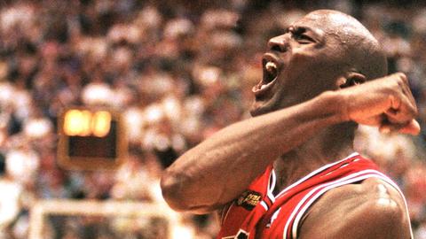 Michael Jordan - $1.7 billion