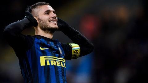 T-21. Mauro Icardi, Inter Milan