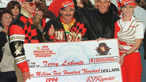 Terry Labonte, 11 wins