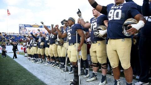 Armed Forces Bowl: Louisiana Tech 48, Navy 45