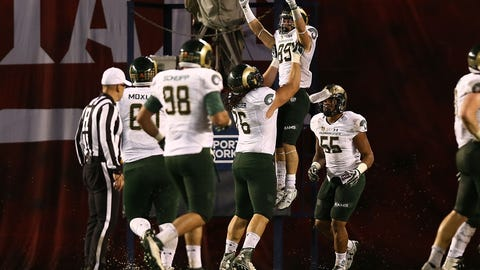 Famous Idaho Potato Bowl: Idaho vs. Colorado State