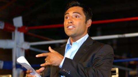 Oscar De La Hoya - $510 million