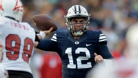 Poinsettia Bowl: BYU vs. Wyoming