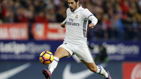 T-37. Isco, Real Madrid