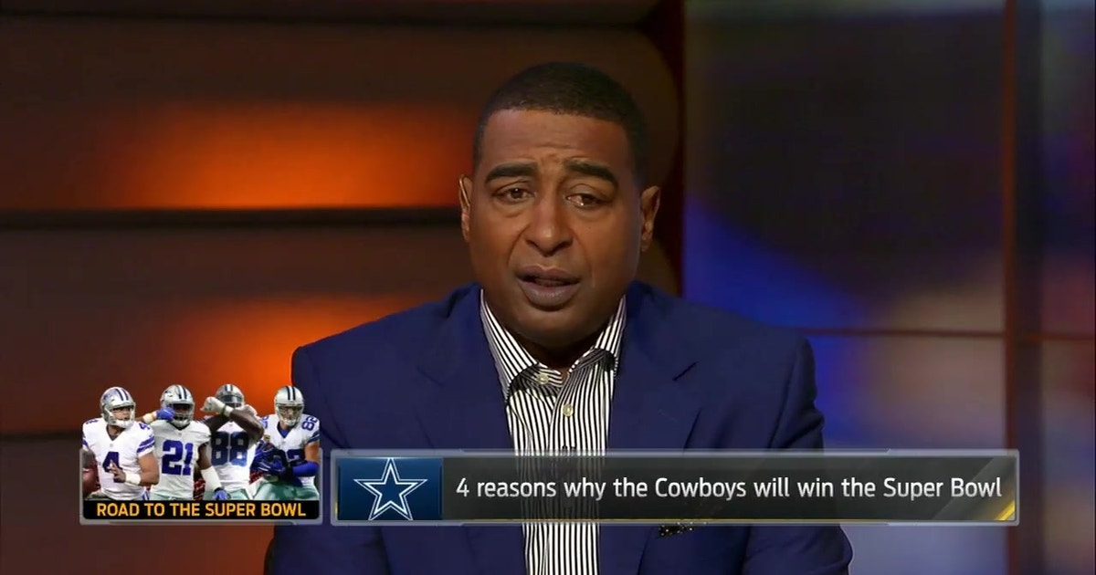 Cris Carter S 4 Reasons The Dallas Cowboys Will Win The