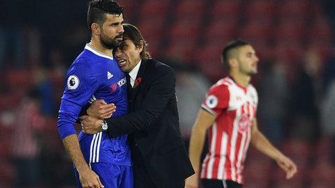 Controlling Diego Costa