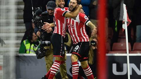 Saturday: Crystal Palace vs. Southampton