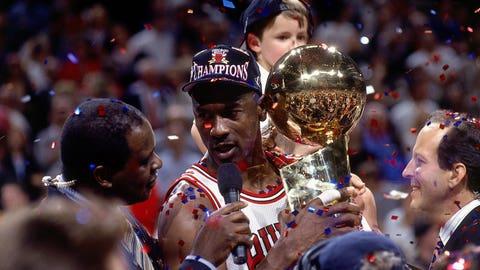 1996 Michael Jordan