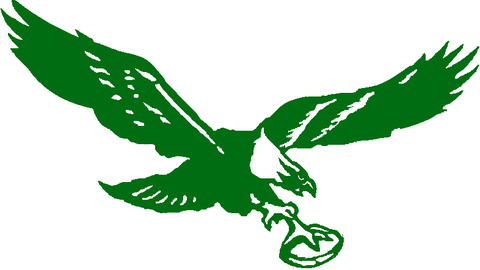 16. Philadelphia Eagles (1948-68)