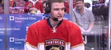 Aleksander Barkov happy with success of new line after victory