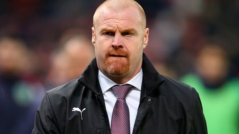 Saturday: Burnley vs. Bournemouth