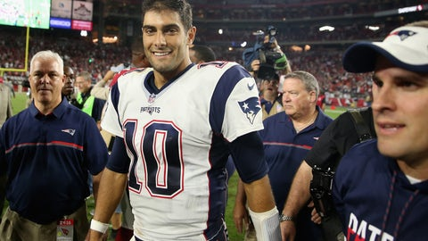 7. Jimmy Garoppolo