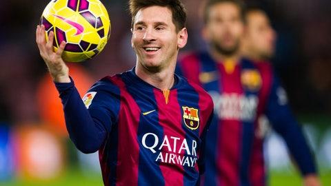 Lionel Messi - $520 million