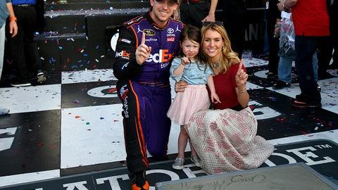 Daddy time at Daytona