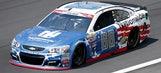 Dale Earnhardt Jr.'s 18 Premier Series starts in the 2016 season